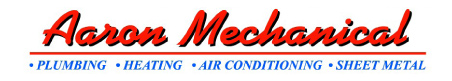 Aaron Mechanical Ltd Logo - Heating And Cooling Brantford